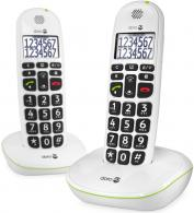 Doro PhoneEasy 110 Duo wit