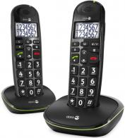Doro PhoneEasy 110 Duo zwart